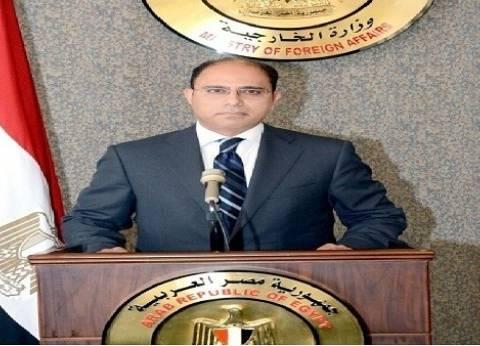 """""""الخارجية"""": نتفهم موقف ملك البحرين باتخاذه قرارا سياديا لحماية بلاده"""