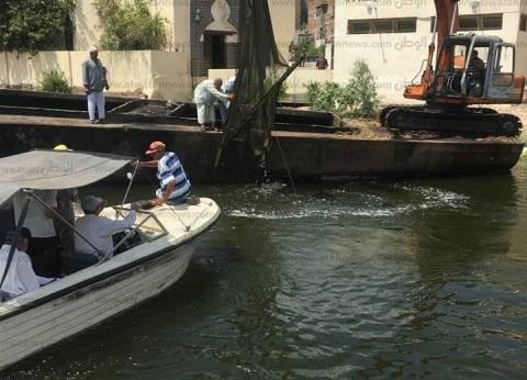 وزير الزراعة: الانتهاء من إزالة 480 حالة تعد على بحيرة البرلس