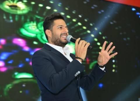 """حماقي يحيى حفلا غنائيا بـ""""السعودية"""" 5 أبريل"""