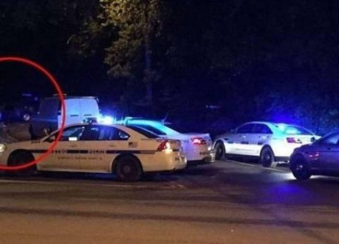 إصابة 5 شرطيين في حادث تصادم بقنا