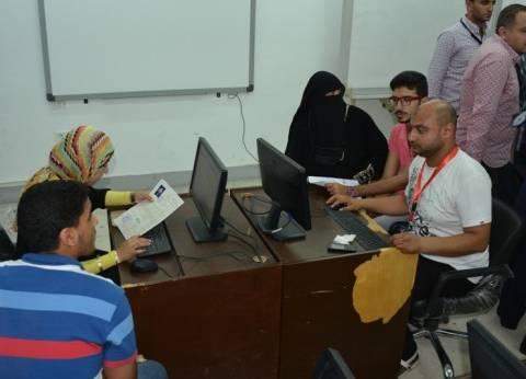 استمرار أعمال تجديدات وصيانة مدن الطلاب في جامعة بورسعيد