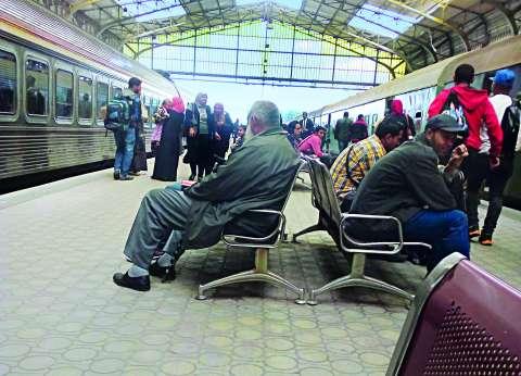 ضبط 19 قضية جنائية في مترو الأنفاق والقطارات خلال 24 ساعة
