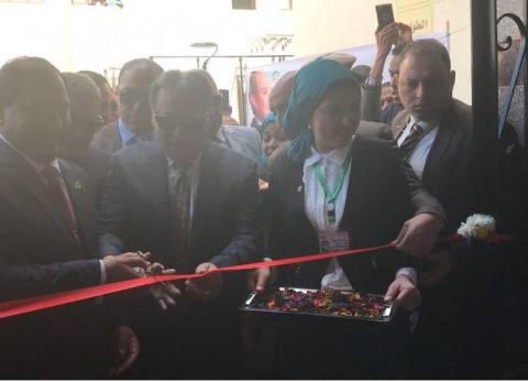 بالصور| وزير الصحة ومحافظ الغربية يفتتحان مستشفى سمنود المركزي الجديد