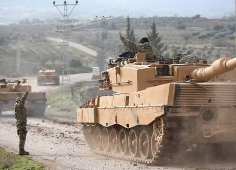 """القوات التركية تسير الدورية الـ17 في """"منبج"""" السورية"""