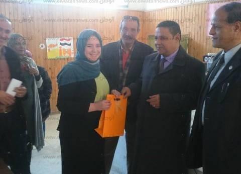 وكيل وزارة التربية والتعليم بشمال سيناء يواصل زياراته لمدارس العريش