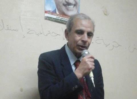 """نائب رئيس """"التحالف الشعبي"""": رحل زويل دون أن يستفيد وطنه الأصلي بعمله"""