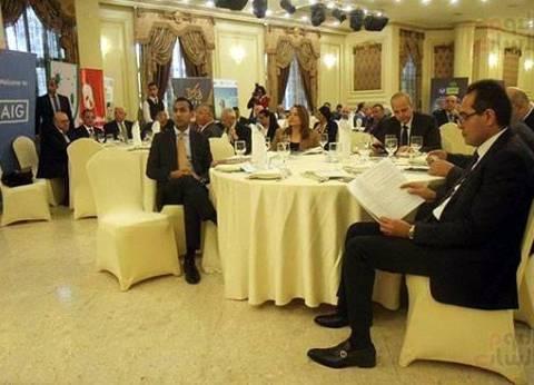 """محافظ القليوبية يشارك في أعمال مؤتمر """"الأهرام الاقتصادي"""" الثاني"""