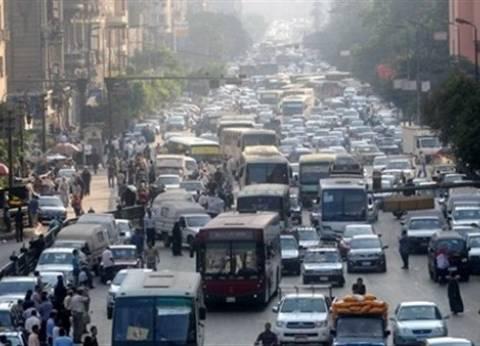 شبرا: الإشارة «الإلكترونية» معطلة والشوارع مغلقة