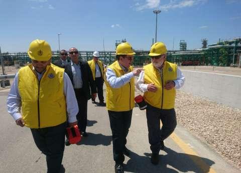 مفوض الاتحاد الأوروبي: سوق الغاز المصري سيصبح من الأهم عالميا