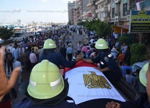 رئيس جامعة أسيوط ينعى شهداء الواحات البحرية