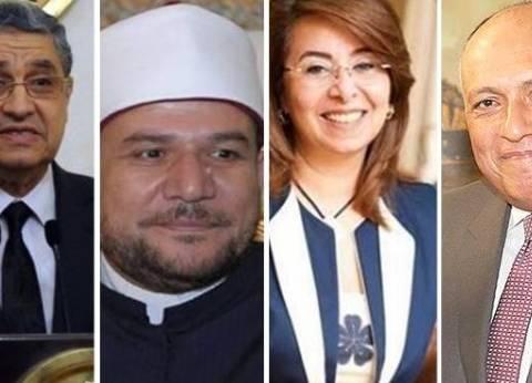 رغم التعديلات الوزارية.. 4 وزراء مستمرون في مناصبهم منذ حكومة محلب