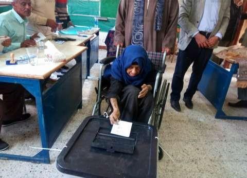 رابطة معونة حقوق الإنسان تشيد بإدارة العملية الانتخابية في أسيوط