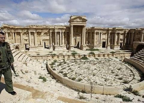 """الأمم المتحدة تؤكد تدمير معبد بل الأثري في """"تدمر"""" السورية"""