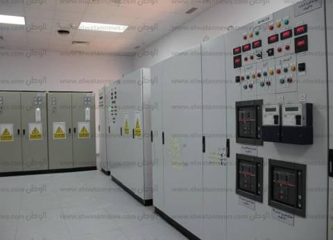 إبراهيم الشحات: الانتهاء من أعمال محطة كهرباء بني سويف مايو المقبل