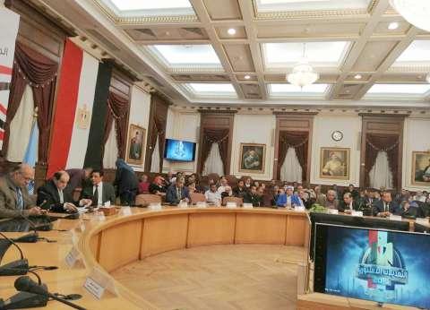 بالصور  محافظة القاهرة تنظم ندوة بشأن التعديلات الدستورية