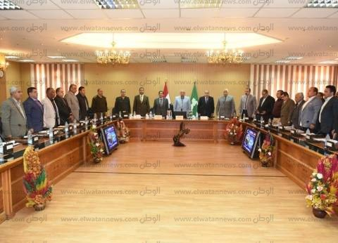 بدء الاجتماع التشاوري الأول حول تدشين الجبهة الشعبية لمكافحة الإرهاب