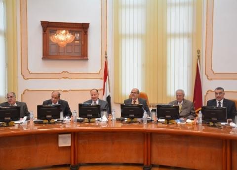 بالصور| مجلس جامعة الفيوم يحفظ التحقيق مع 3 قيادات في اتهامهم بالتدليس