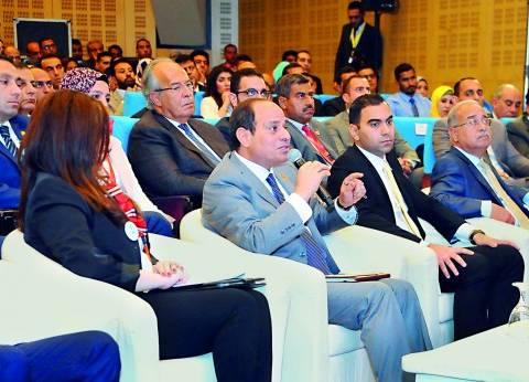 مصر تنجو من فخ الدول الفاشلة بـ«تمكين الشباب والمرأة والفصل بين السلطات»