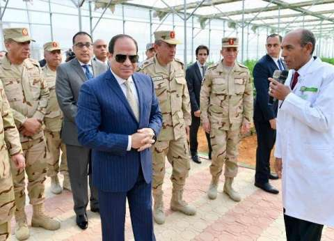 السيسي: السادات اتخذ قرار حرب أكتوبر في ظل ظروف صعبة وتحت ضغوط هائلة
