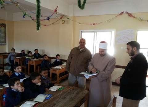 رئيس منطقة بورسعيد يتفقد عدد من المعاهد الأزهرية اليوم