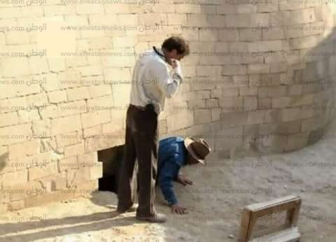 رحلة داخل جسم تمثال أبوالهول.. حارس الأهرامات «الأمين»