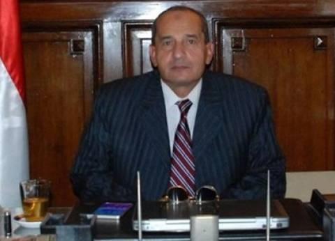 وزير الزراعة خلال إدلائه بصوته: مصر تسير بخطى ثابتة نحو الديمقراطية