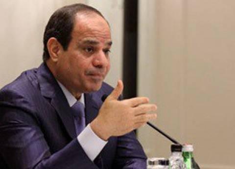 عاجل| السيسي: المجلس الأعلى للقوات المسلحة لم يتآمر على الثورة