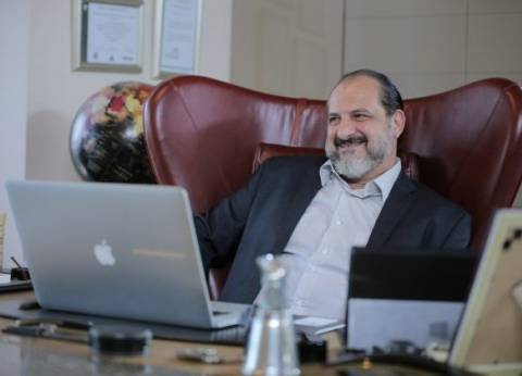 خالد الصاوي: أرحب بالمؤلفين الجدد لرمضان 2019.. واشتقت لمقابلة جمهوري