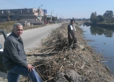 حملة «الوطن»| شرايين مصر المسدودة: ورد النيل يسرق مياه مسقى «الرميل» بقنا.. والحشائش تنقل الآفات إلى الأراضى