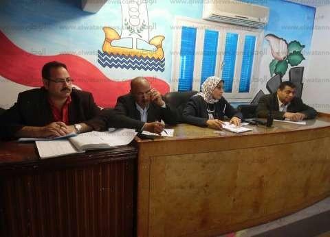 بالصور| رئيس مدينة الحامول تكلف رؤساء القرى بحل مشاكل المواطنين