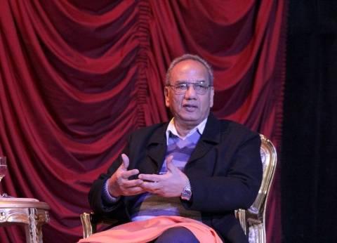 حسن عطية: مهرجان المسرح منبر لمحاربة الإرهاب والتطرف بعروضه الراقية