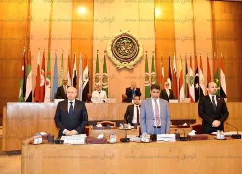 وزراء الصحة العرب يقفون دقيقة حداد على شهداء قطار محطة مصر