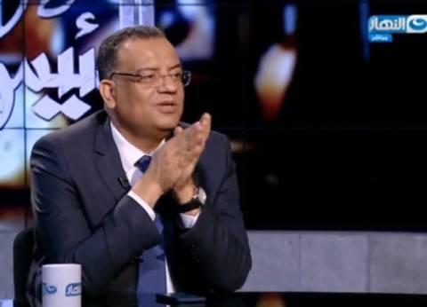محمود مسلم: ثقة الشعب في السيسي تتجاوز أي برنامج رئاسي