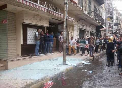 أقباط من أجل الوطن: تفجير الكنيسة المرقسية بالإسكندرية عمل جبان وخسيس