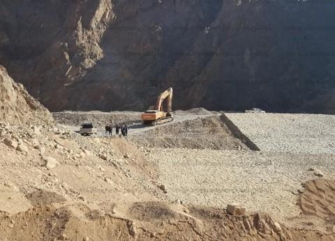 """لجنة من """"التنمية المحلية"""" تشيد باستعدادات جنوب سيناء لمجابهة السيول"""