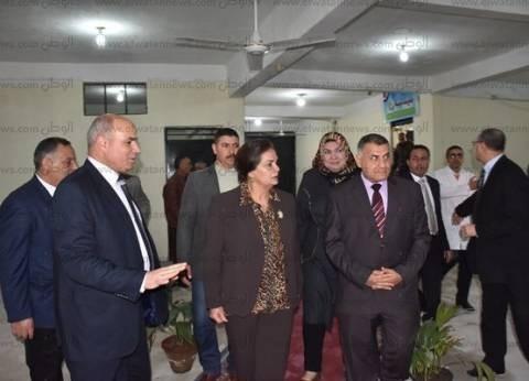 افتتاح صيدلية العلاج المجاني بديوان عام محافظة البحيرة