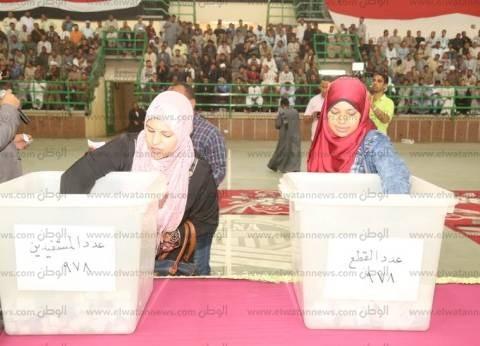 """محافظ قنا: السيسي أمر بتسليم 2400 فدان لأهالي """"المراشدة"""""""