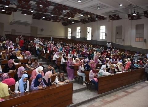 رئيس جامعة القاهرة: توفير عناصر جودة التعليم وتفعيل الأنشطة ضرورة ملحة