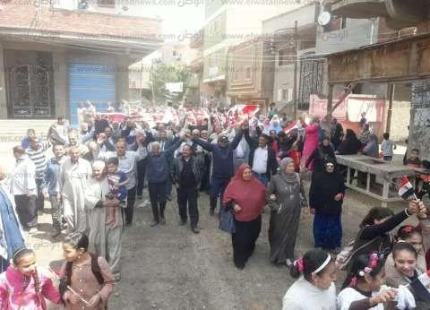 """""""مستقبل وطن"""" بالغربية: المصريون بعثوا رسالة للعالم بأننا خلف الرئيس"""