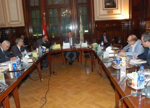 وزير الزراعة يترأس الاجتماع الـ78 لمجلس إدارة مركز بحوث الصحراء