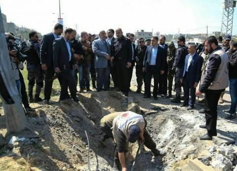 محافظ طولكرم: استهداف موكب رئيس الوزراء الفلسطيني يضرب المصالحة