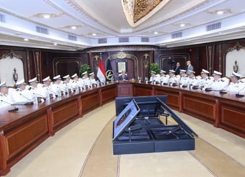 وزير الداخلية يشدد على رفع درجة الاستعداد خلال العيد