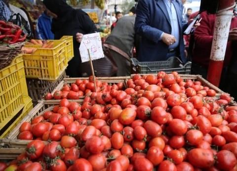 أسعار الخضروات اليوم الأحد 27/ 1/ 2019.. والطماطم بـ6 جنيهات