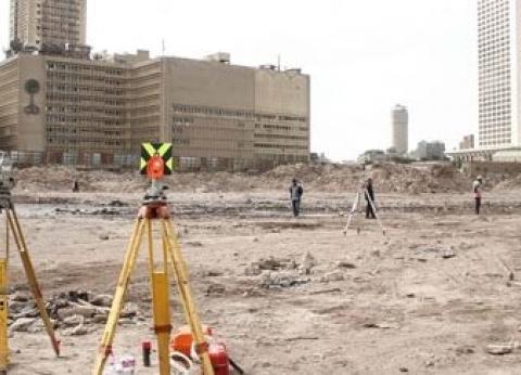 رئيس حي بولاق أبوالعلا: 3 شركات بدأت أعمال الحفر لتوصيل المرافق بمثلث ماسبيرو