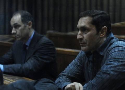 """تأجيل محاكمة """"علاء وجمال مبارك"""" في """"التلاعب بالبورصة"""" لـ15 أبريل"""