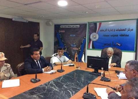 جنوب سيناء تستعد لانطلاق امتحانات الدبلومات الفنية والثانوية العامة