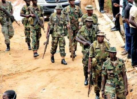 رئيس نيجيريا يطلب مساعدة دولية لمواجهة كارثة انسانية في بلاده