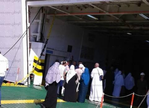 موانئ البحر الأحمر: لا شكاوى أثناء سفر أفواج الحجاج من نويبع