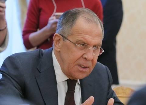 """وزير الخارجية الروسي: الصيغة المثلى للتسوية الأفغانية هي """"6+1"""""""