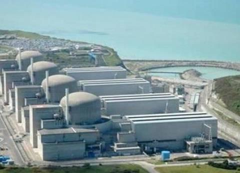 """رئيس """"المحطات النووية"""" يتفقد محطة الضبعة برفقة وفد """"ستروي اكسبورت"""""""
